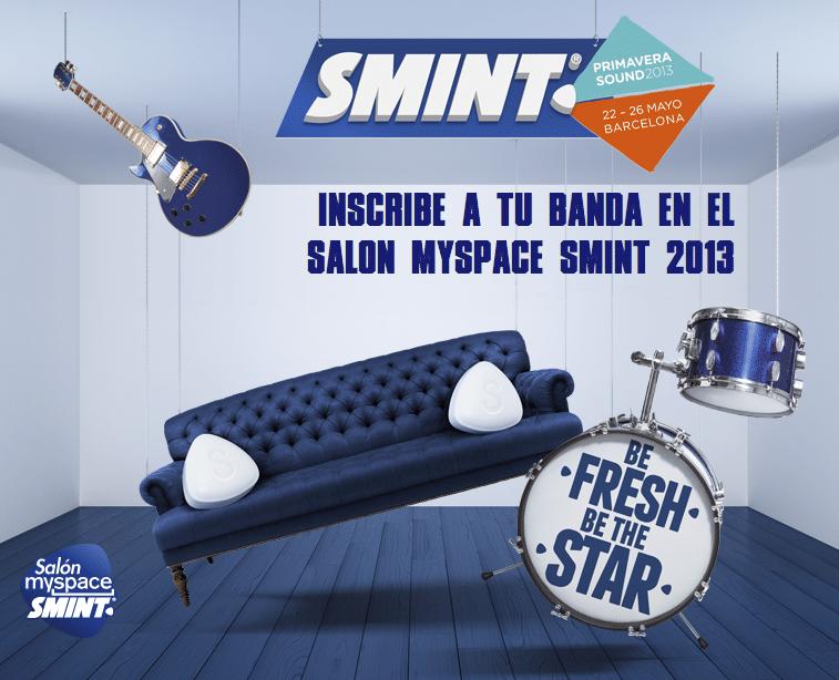 Concurso de bandas Smint