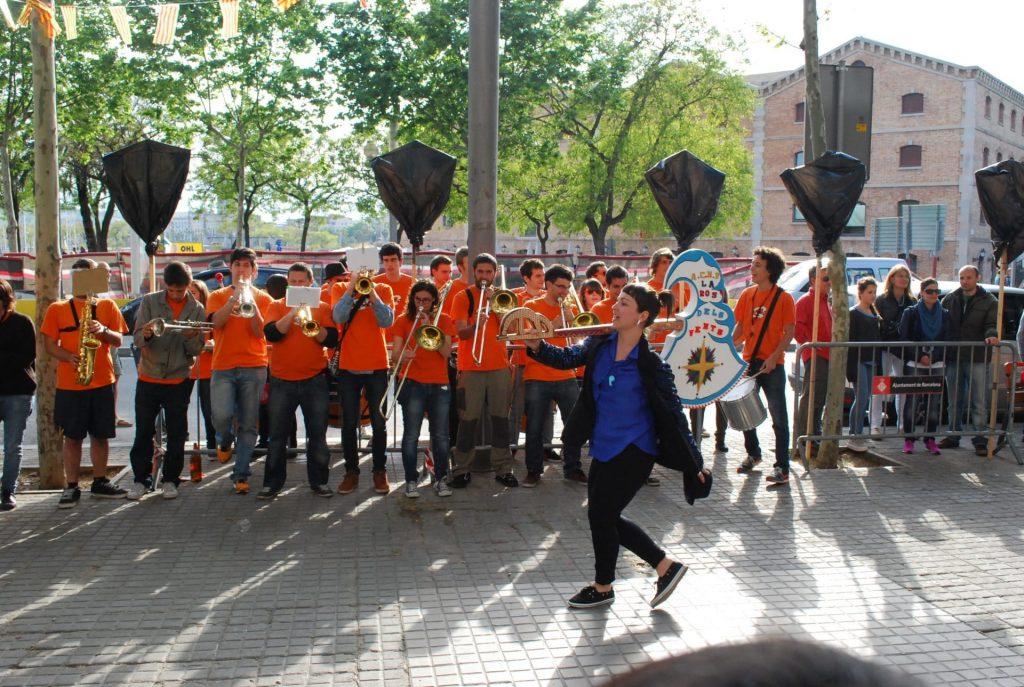 Peña de Mujeres de Los Coros de la Barceloneta