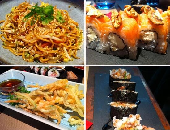 platos japoneses