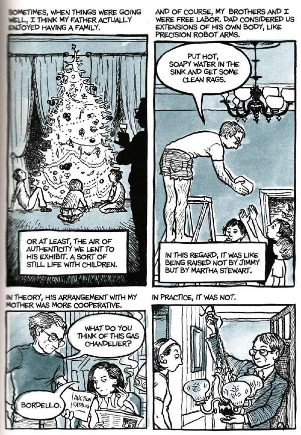 Página 13 de Fun Home