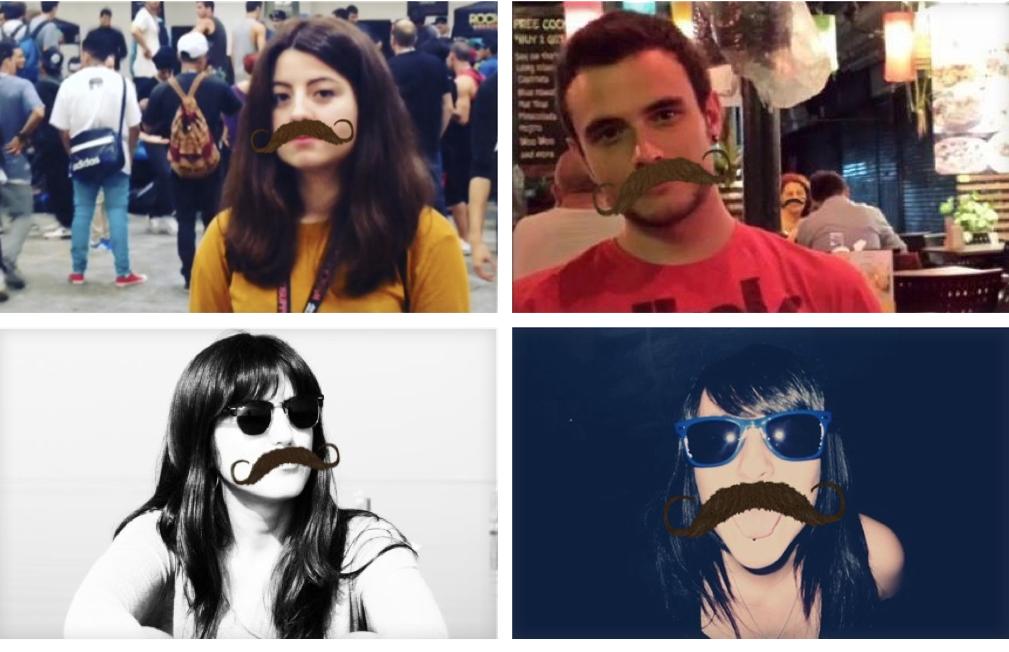 Silence con bigote
