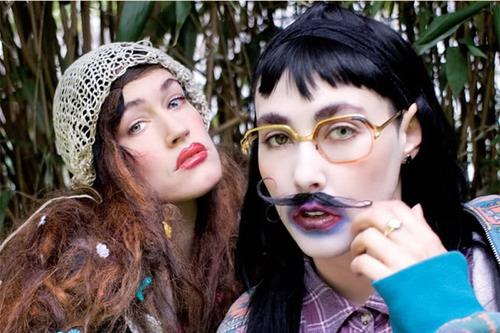 CocoRosie-hermanas