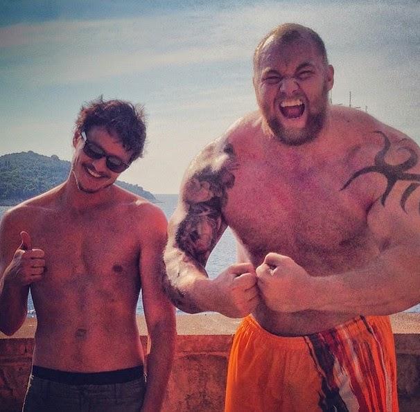 Oberyn vs. the mountain