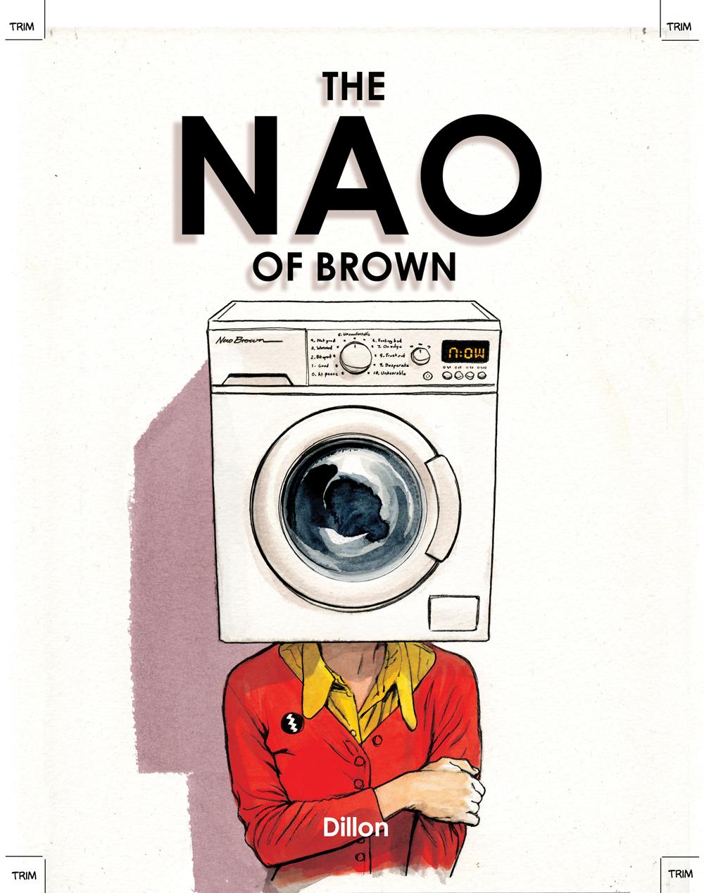 nao de brown cover