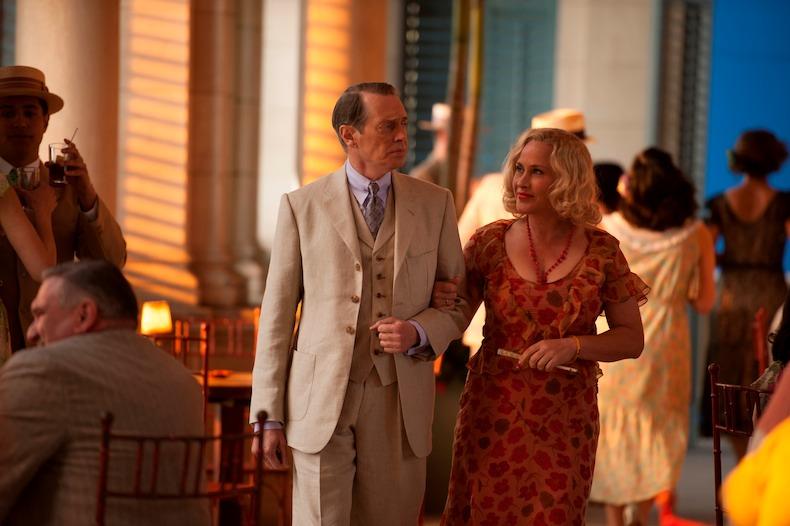 Nucky y Sally