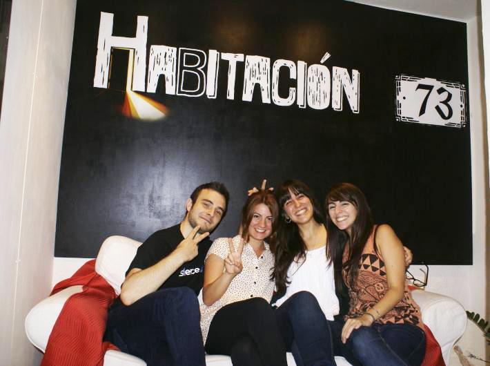 Habitaci n 73 un juego de room escape silenzine for Habitacion 73 barcelona