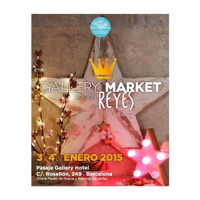 Gallery Market Barcelona