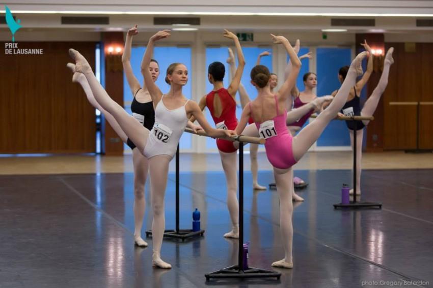 Bailarinas Prix Lausanne