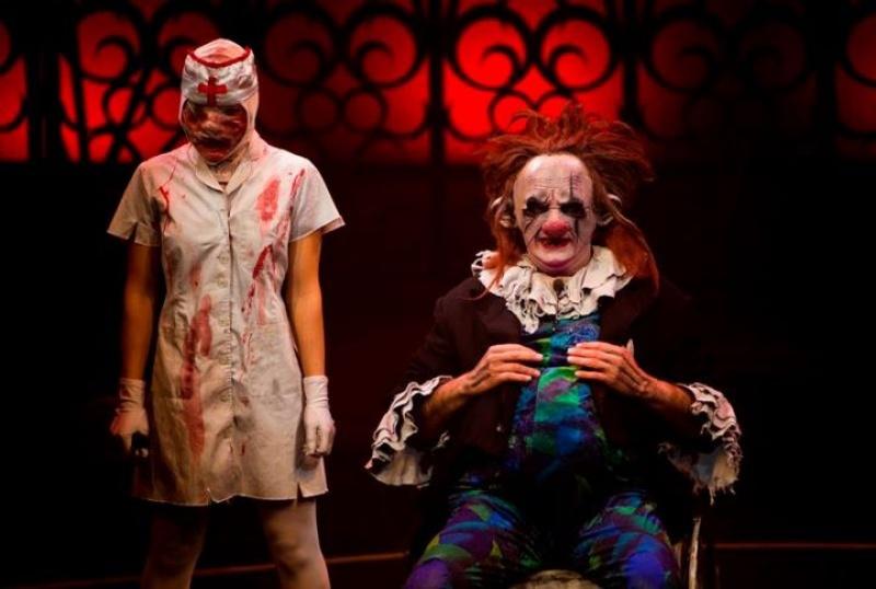 El origen en Barcelona, de el Circo de los Horrores