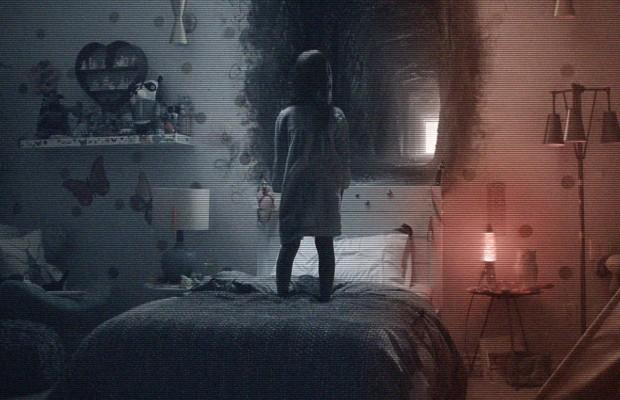 Niña Paranormal Activity 5