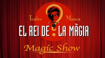 festiva-magia-teatre-museu-rei-de-la-magia-barcelona