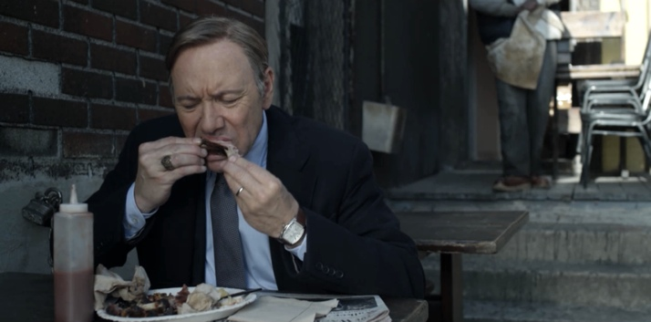 frank underwood ribs