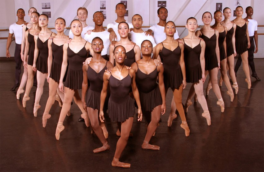Dance Theatre of Harlem 910-080911