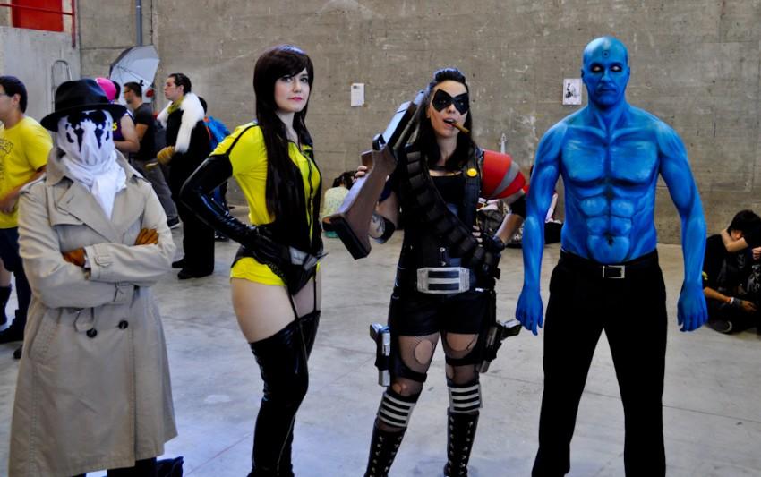 Watchmen Cosplay