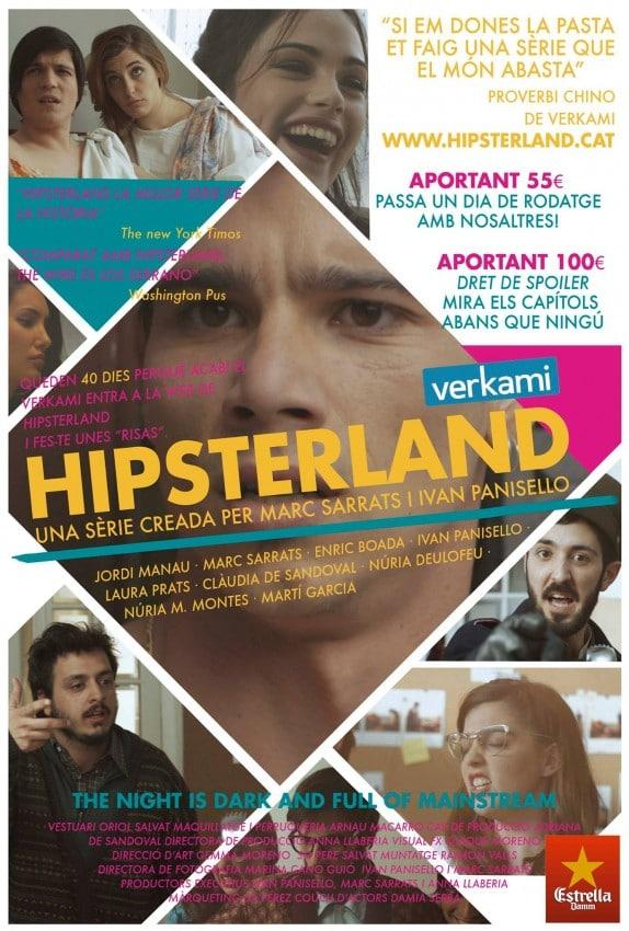 hipsterland poster