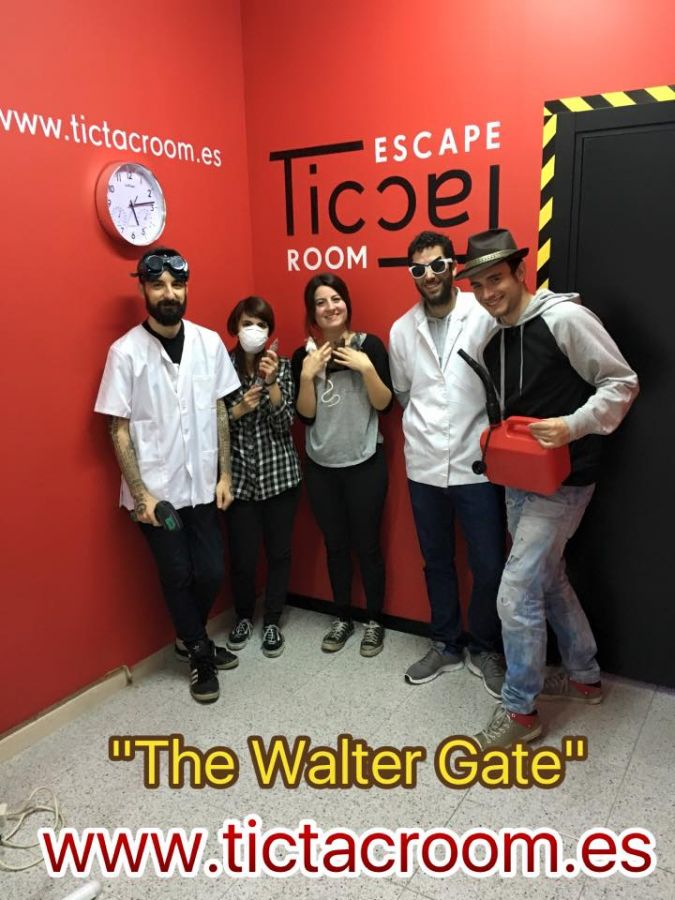 tic tac escape room