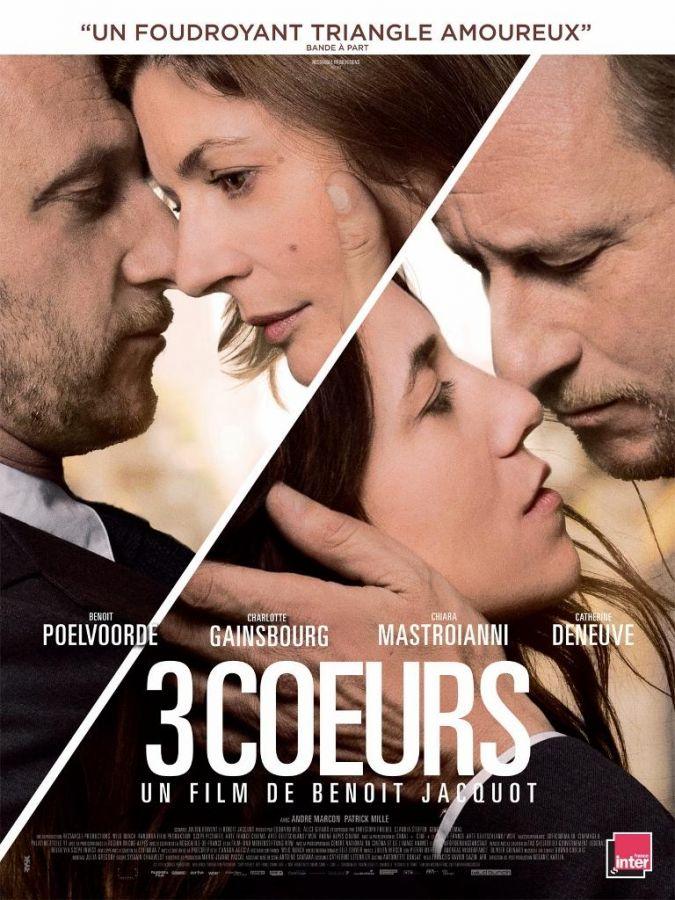 3 Corazones película