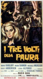 Mario Bava, I tre volti della paura
