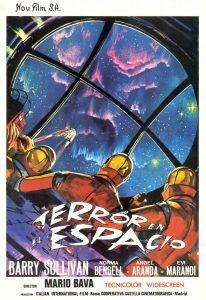 Mario Bava Terror en el espacio