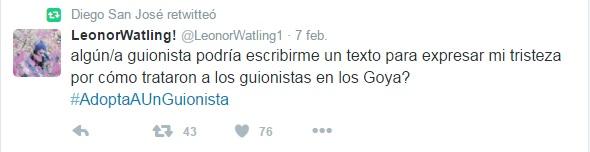 leonorWatling