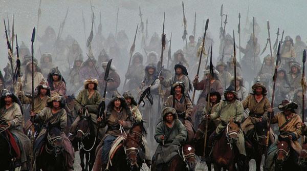 los-mongoles