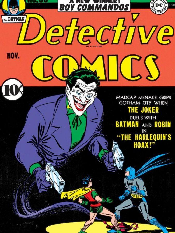 detective comics joker