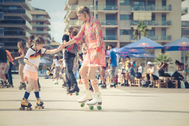 Actividades familiares en el Skate Love BCN