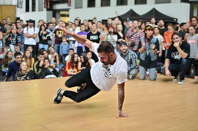 barcelona tattoo expo hip hop
