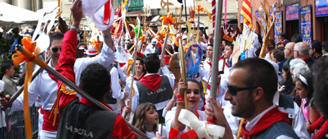 los coros samba