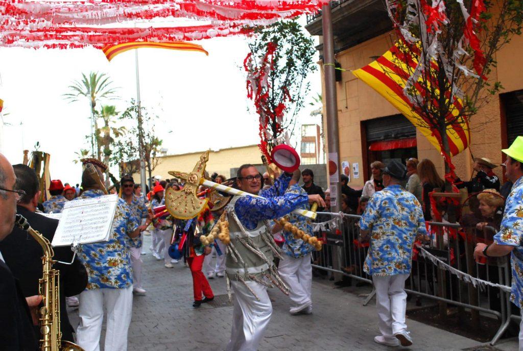 Peña de Los Coros de la Barceloneta