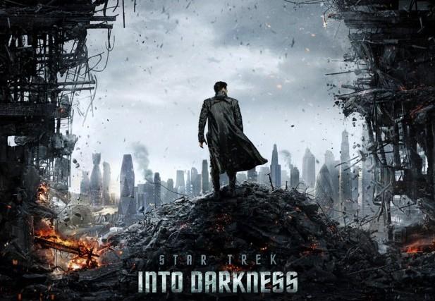 star trek into darkness poster e1370300381818