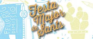 Festa major de Sants 2013