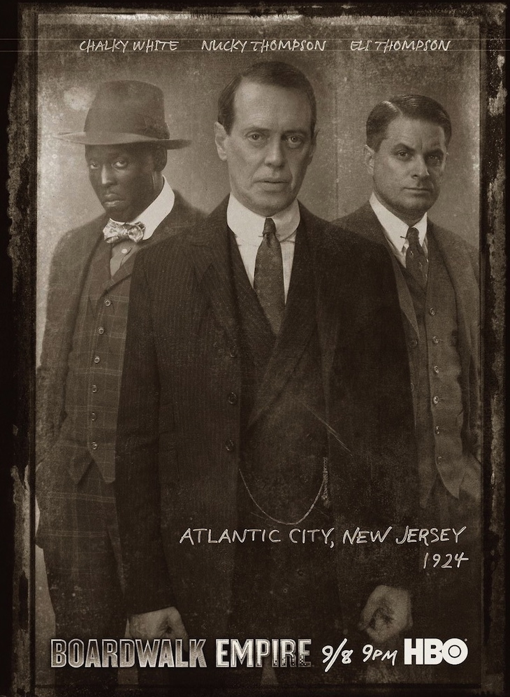 promotional poster boardwalk empire