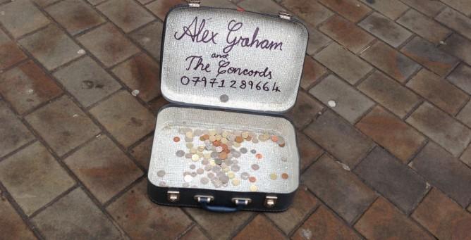 Alex Graham and the Concords en Leeds