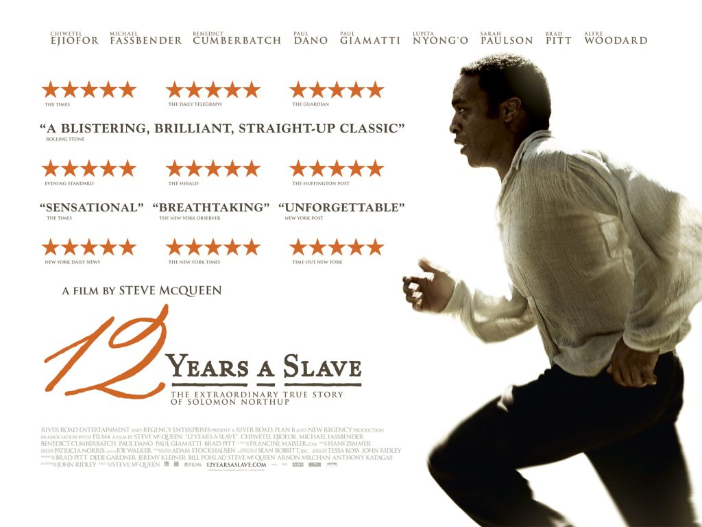 twelve years a slave posters 3