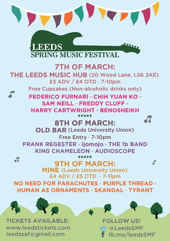 Leeds Spring Festival