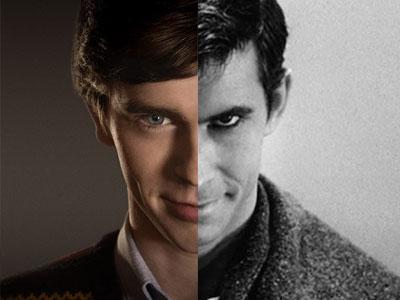 Bates Motel and Psycho