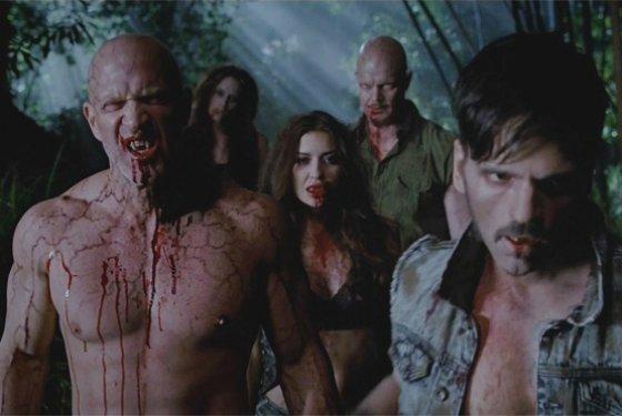 Evil vampires