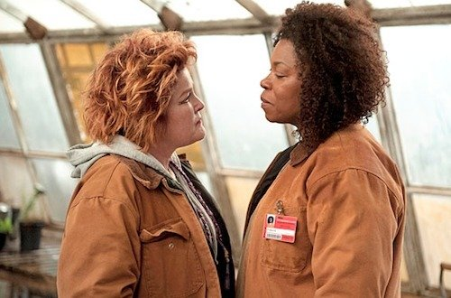 Red and Vee OITNB