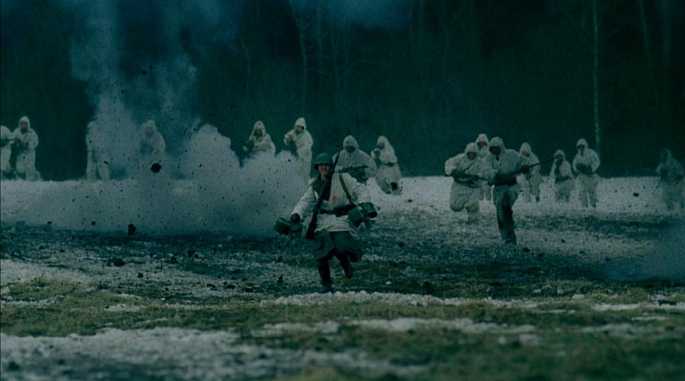 snow generation war