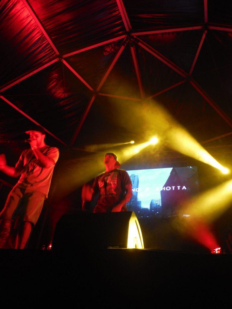 ToteKing & Shotta en el Hipnotik 2014