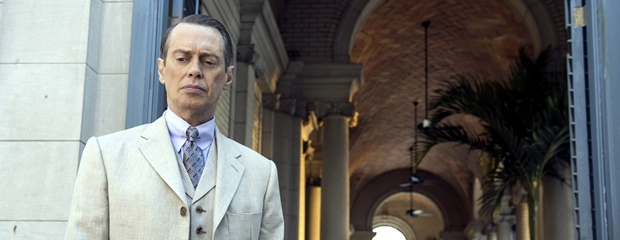 Steve Buscemi as Nucky Thompson in Boardwalk Empire season 5 episode 1 2