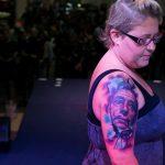 dali tatuaje barcelona tattoo expo 2014