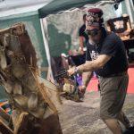 madera barcelona tattoo expo 2014