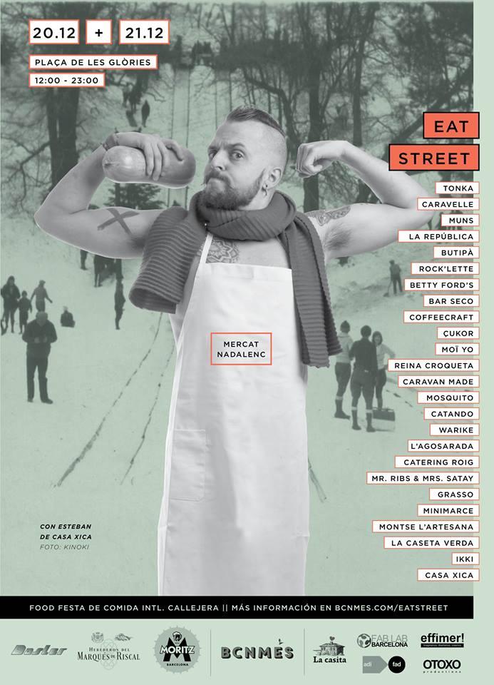 eat street nadal