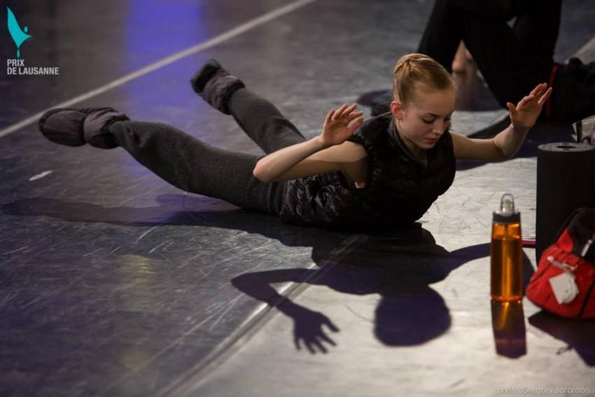 Bailarina Prix Lausanne