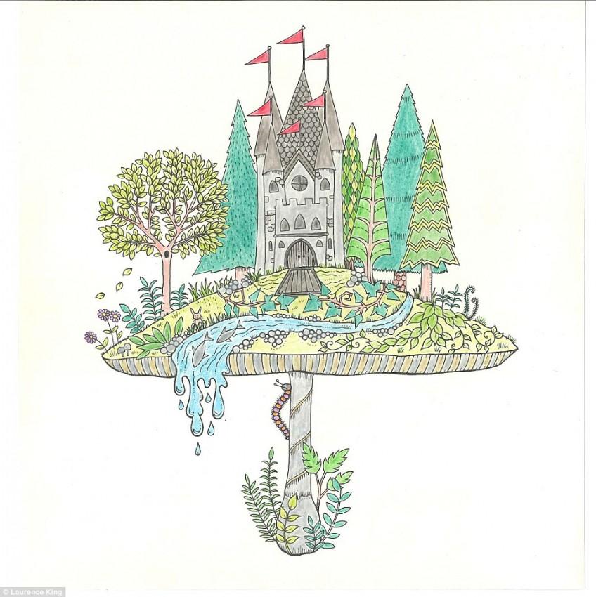 Secret-Garden-Dibujo