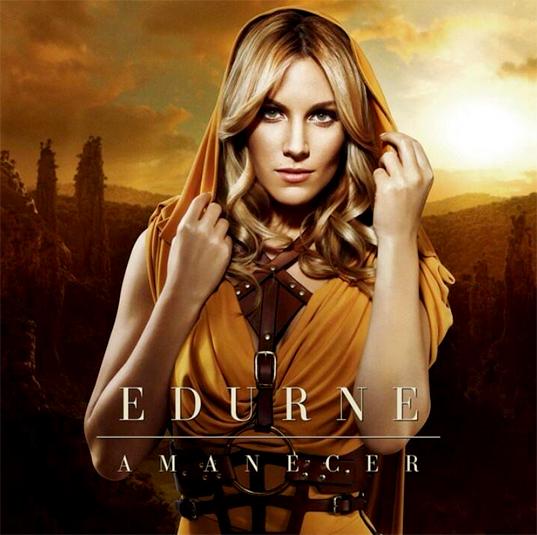 Edurne-Amanecer-Eurovision