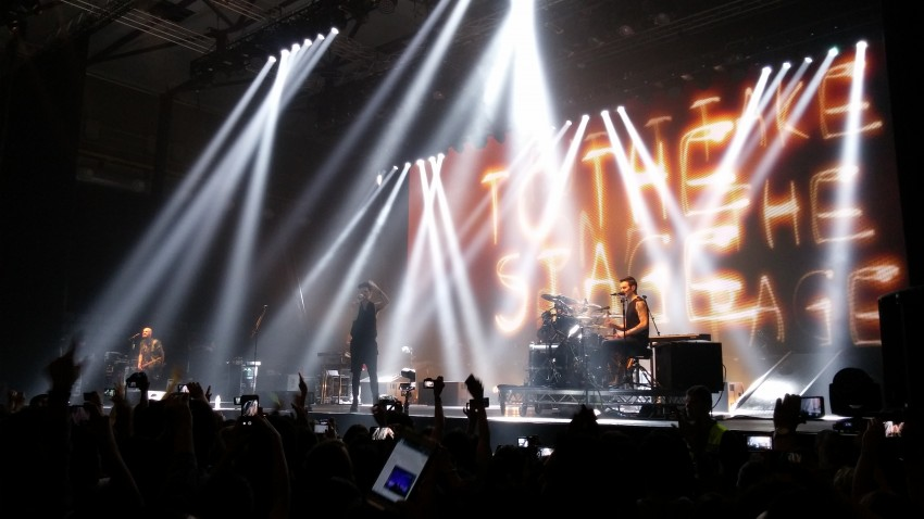 The Script en Barcelona