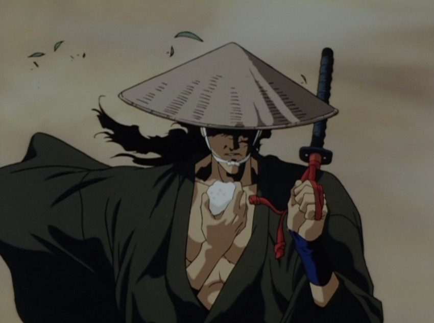 ninja scroll pelicula